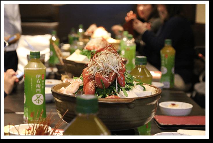 ミライアンバサダー企画第一弾忘年会試食会の写真2