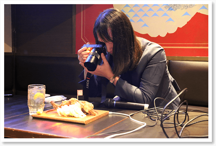 ミライアンバサダー企画第一弾忘年会試食会の写真5