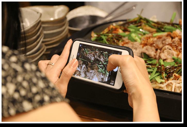 ミライアンバサダー企画第3弾 先取り!夏祭りコース試食会の写真14