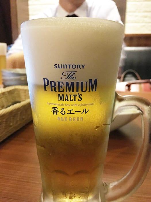 未来坂太郎が語る、旨いビールの飲み方とは!
