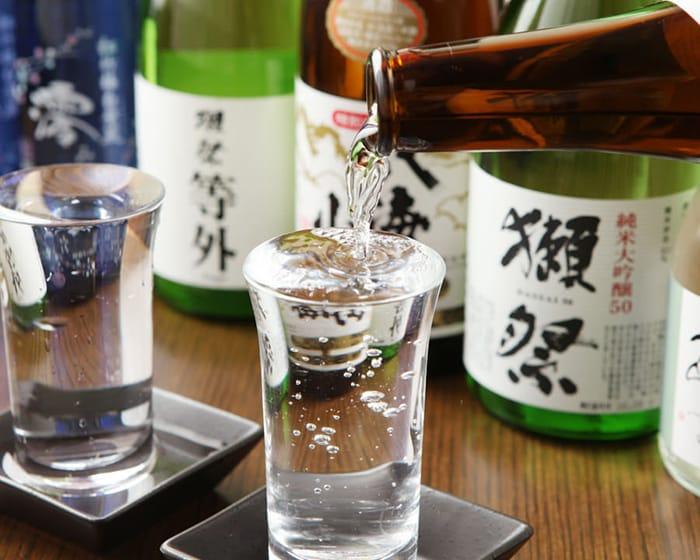 未来坂太郎、日本酒と料理のマリアージュを語る!