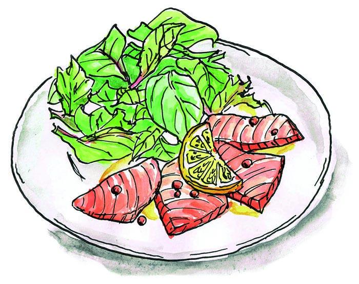 「ミライザカ」で、気軽にお食事をお楽しみください!