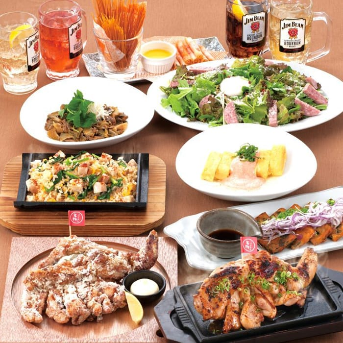 新年会には「ミライザカ」、「味のパラダイスコース」をご利用ください!