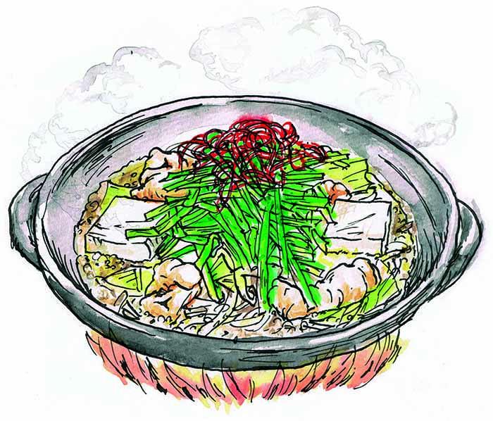 ご家族で楽しめる「ミライザカ」のお鍋です!