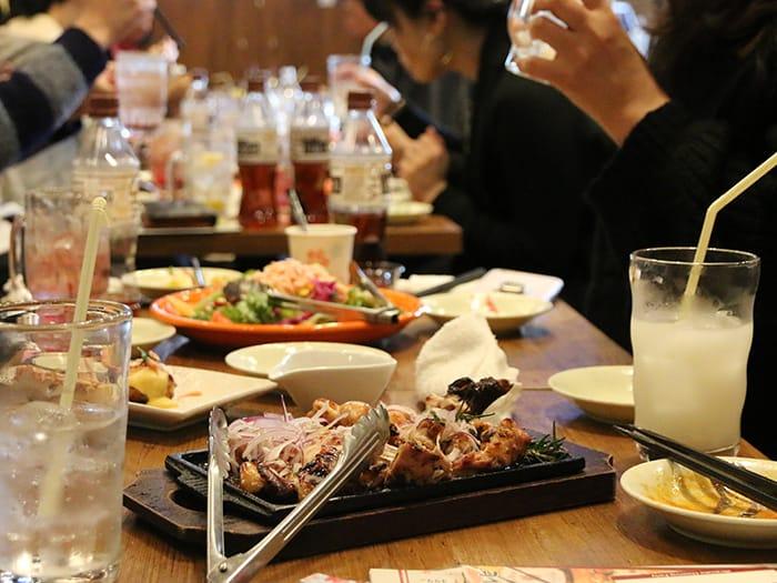 ゴールデンウィークのお出かけ帰りには「ミライザカ」でお食事を!