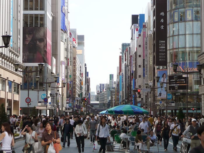 夏の終わり、日比谷・銀座エリアで楽しめるイベントを紹介します。