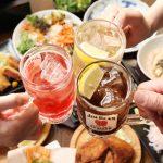 ミライザカの飲み放題はコース+1000円(税抜)で150分!