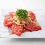 【夏の大推薦料理】生姜ソースの「ガリトマト」が熱い!