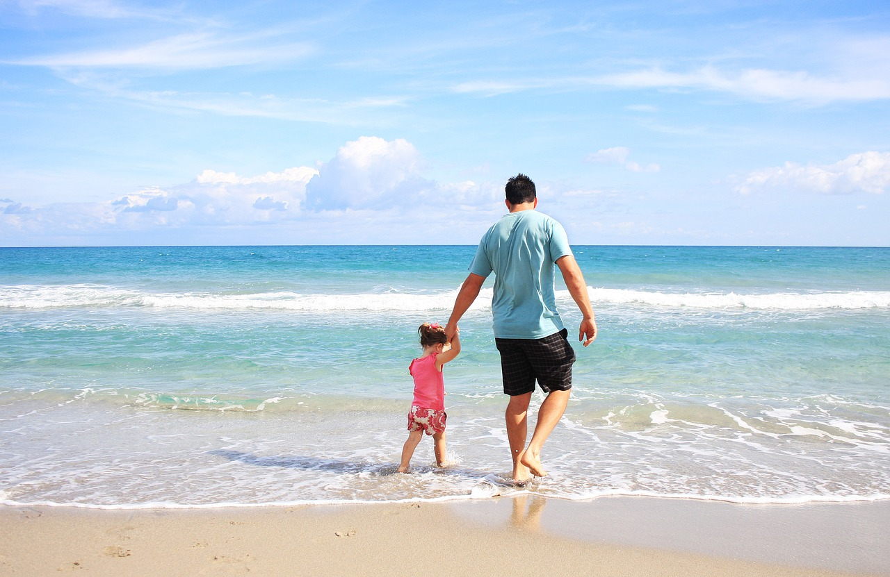 海の日は家族でレジャー、そして楽しいお食事会を!