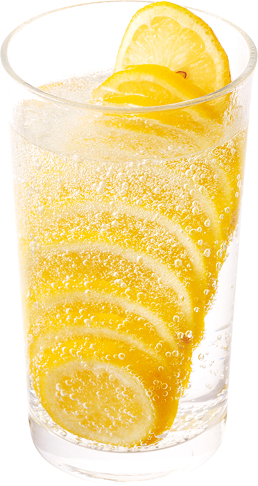 レモンサワーブーム到来! ミライザカの一杯は一味違います