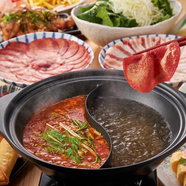 1月31日まで! 人気沸騰「ミライザカの火鍋」をご紹介します!