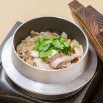 絶品! ミライザカの最強〆料理「炊きたて! とり釜めし」の魅力